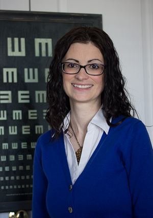 Emily Curry Sweetgrass Eyecare Optometrist